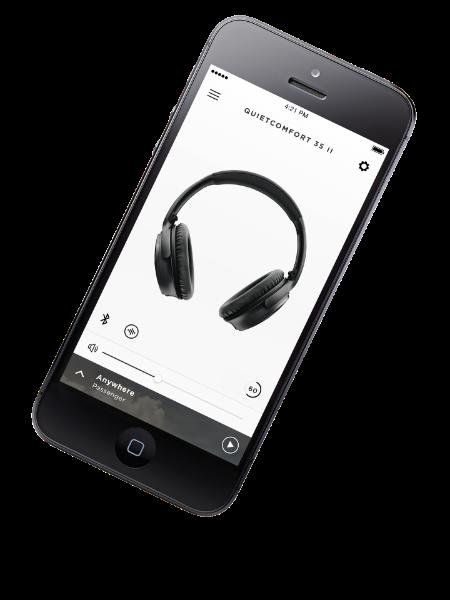 QC35 app