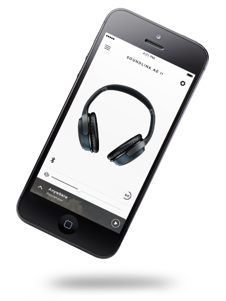 Soundlink AE App